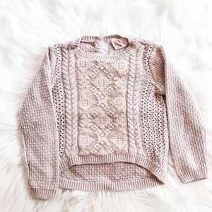 Girls sweater *GREAT FOR FALL*